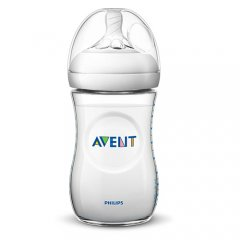 "AVENT Buteliukas ""Natural""260ml Philips AVENT PP SCF033/17"