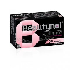 Beautynol®  Excellence kapsulės N30
