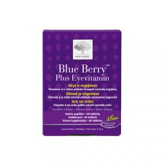 New Nordic Blue Berry Plus Eyevitamin, N60