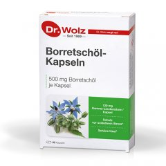 Dr.Wolz Borage Oil capsules N60