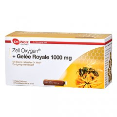 Dr.Wolz Zell Oxygen + Gelee Royale 1000mg 20ml N14