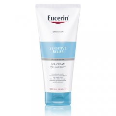 Eucerin Sun Sensitive Relief gelis-kremas po deginimosi 150ml