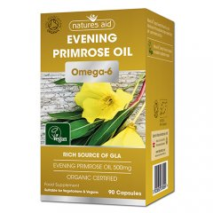 Evening Primrose Oil kapsulės N90