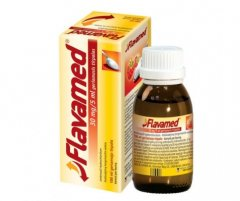 Flavamed 30 mg / 5 ml geriamasis tirpalas, 100 ml