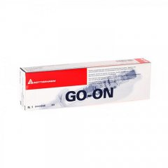 Go-on injekcinis tirpalas 2,5 ml, N1