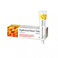 Hydrocortison Takeda gelis, 1 %, 10 g