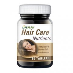 Lifeplan Hair care nutrients tabletės N60