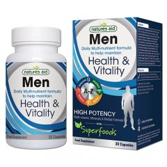 Men Daily Multi-nutrient formula kapsulės N30