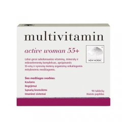 Multivitamin Active Woman 55+