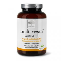 New Nordic Multi Vegan GUMMIES N120