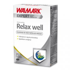 Relax Well tabletės N20