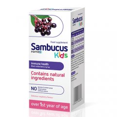 Sambucus for kids sirupas 120ml