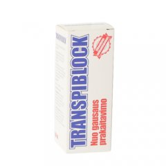 Transpiblock antiperspirantas, 50 ml