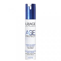 Uriage Age Protect Multi-Action Detox naktinis kremas 40ml