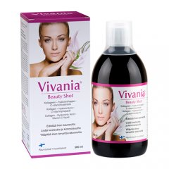 Vivania Beauty Shot, 500 ml, N1
