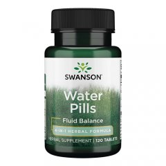 Swanson Water Pills N120