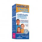 Wellkid Calcium sirupas, 150 ml
