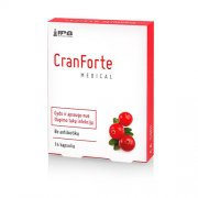 CranForte Medical kapsulės, N14