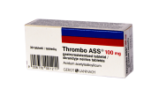 Thrombo ASS 100 mg tabletės, N30