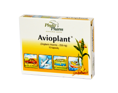 avioplant 250mg caps n10