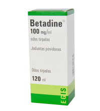 betadine sol 120ml