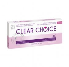 Nestumo testas Clear choice one N1