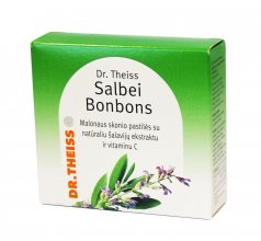 dr theiss salbei bonbons past 50g