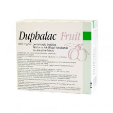 duphalac fruit n20