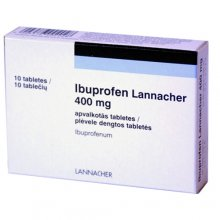 ibuprofen lannacher 400mg n10