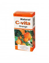 natural c vita orange 60mg tab n30