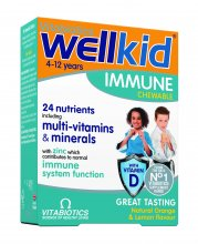 wellkid immune chewable 30 tablets