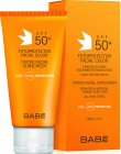 2 tinted facial sunscreen cream 50