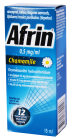 afrin chamomile spray 15ml