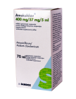Amoksiklav 457mg/5ml susp. 70ml