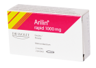 Arilin-rapid 1000mg vag.supp.N2