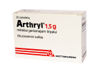 Arthryl powder for oral sol.1.5g N20