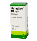 Betadine 100 mg/ml odos tirpalas, 30 ml