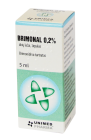 Brimonal 0.2%  5ml