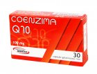 coenzima q10 100mg gel caps n30