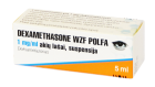 Dexamethasone 1mg/ml akių lašai susp.5ml