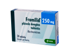 Fromilid 250mg tabletės N14