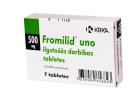 Fromilid uno 500mg tabletės N7