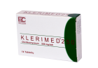 Klerimed 250mg film-coated tabletės N14