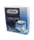 prezervatyvai contex long love n3