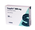 Supplin 500mg tabletės N20