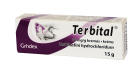 terbital 10mg g cream 15g