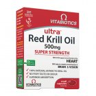 Ultra Red Krill Oil, 30 kapsulių
