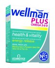 wellman plus omega 3 6 9 28 caps 28 tablets