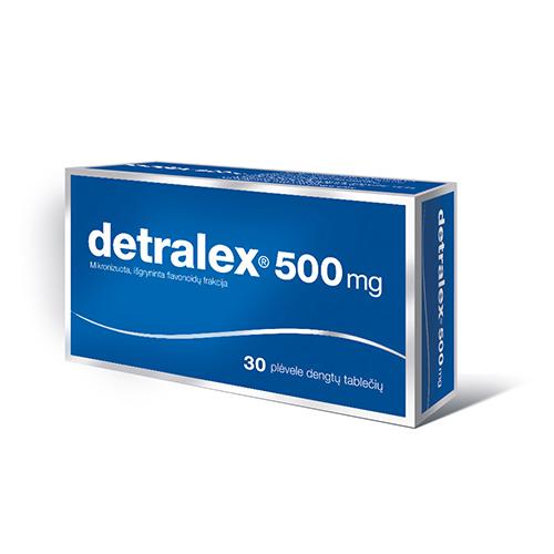 Stagnáló prostatitis detralex