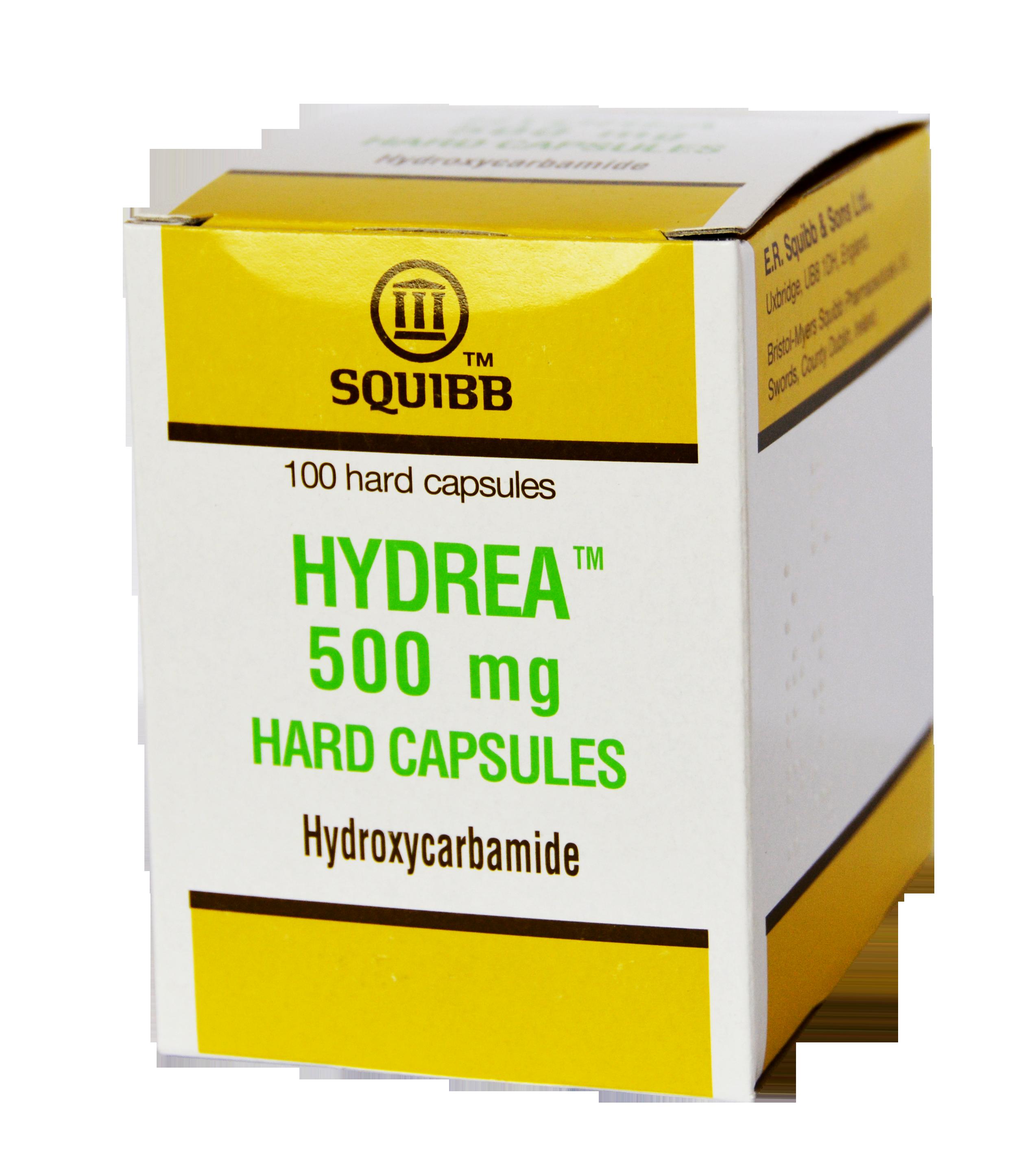Hydrea 500 Mg-Nebenwirkungen